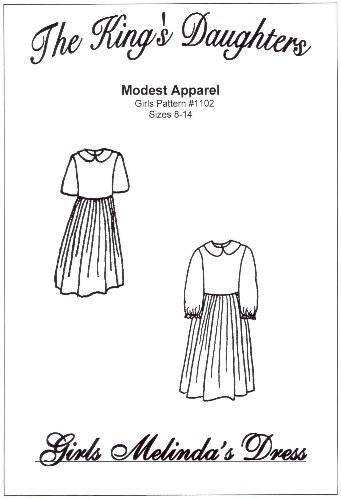Girls Melinda's Dress