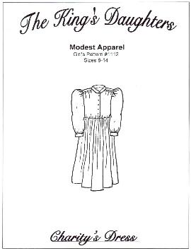 Charity's Dress