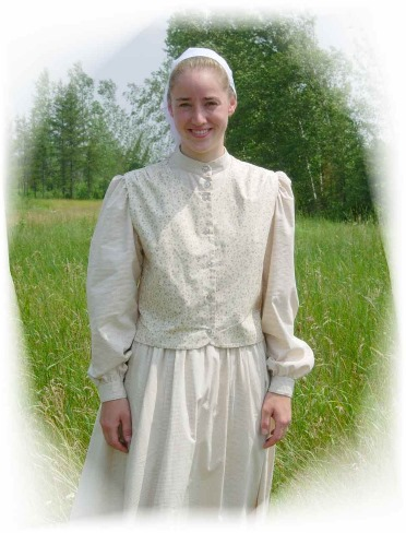 Lisa's Yoke Dress-Lisa's Yoke Dress by The King's Daughters
