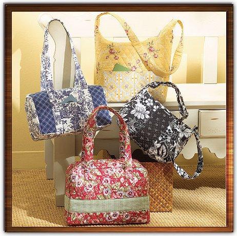 Four Handbags