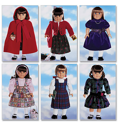 "18"" Doll Clothes - School Days-18"