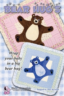 Bear Hugs Baby Blankets-Bear Hugs Baby Blankets