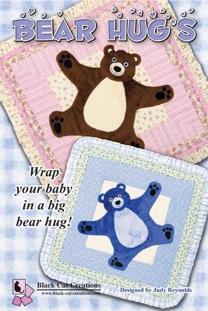 Bear Hugs Baby Blankets