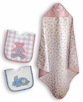 Flannel Softs - Bibs & Blankets