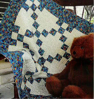 Simple Nine Patch - Quilt pattern-Simple Nine Patch - Quilt pattern