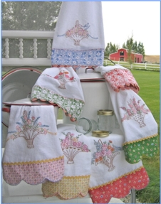 Grandma's Tea Towels-Grandma's Tea Towels