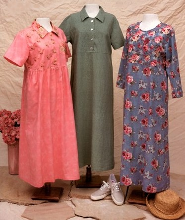 Everyday Dresses Pattern