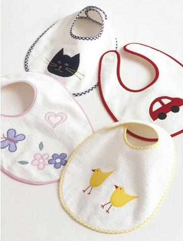 Kwik Sew Blanket, Bibs & Doll pattern