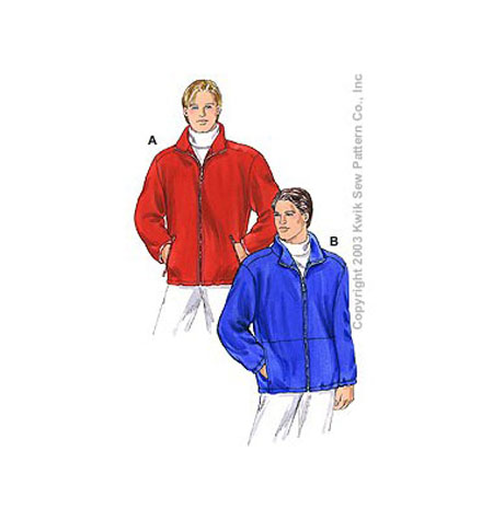 Kwik Sew Men's Jacket pattern