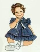 Little Princess Baby Dresses Pattern