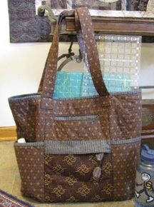 Cindy's Bag - a large tote for any occasion!