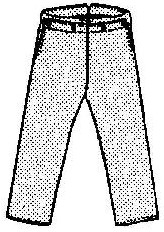 Mens Broadfall Pants Pattern