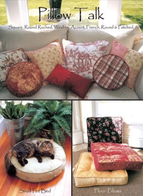 Pillows Pattern-Favorite Things, pillow talk pattern, pillows, pillow, pattern, patterns, floor, bed, pet, pillow