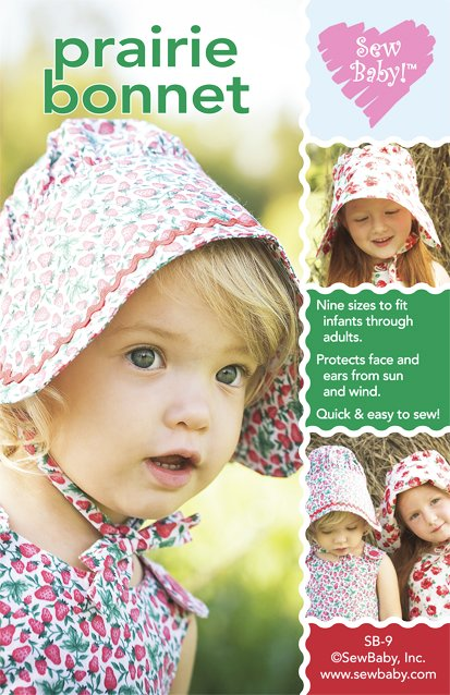 Prairie Bonnet Pattern-bonnet pattern, sunbonnets, sunbonnet, pattern, patterns, bonnet, prairie bonnet, baby, girls, ladie