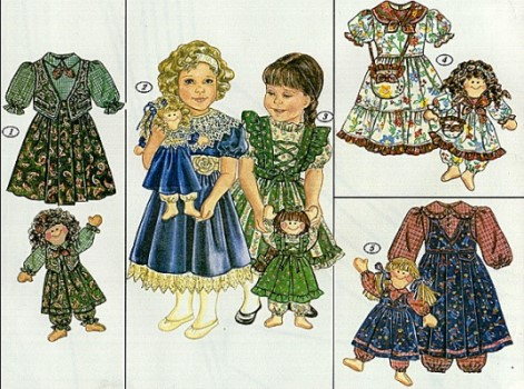 Cherish Dress Pattern