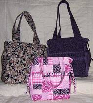 Ellie's Mom & Me Bags - two sizes included!