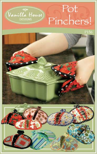Pot Pinchers - Oven Mitts