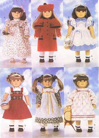 "18"" Doll Clothes - Dresses 'n Things-18"