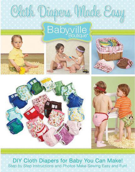 Babyville - Cloth Diapers Made Easy-Babyville - Cloth Diapers Made Easy