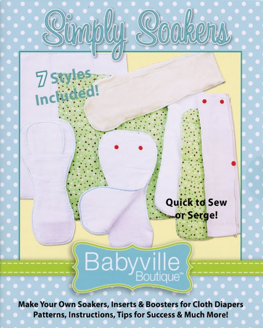 Babyville - Simply Soakers pattern booklet