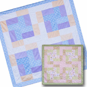 Rock-a-Bye Baby Quilt-Rock-a-Bye Baby Quilt