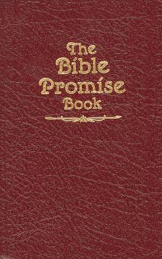 The Bible Promise Book-bible promises, bible promise, bible promise book, kjv bible promise book, gift, book, bible study