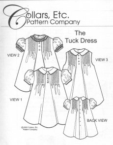 The Tuck Dress-The Tuck Dress