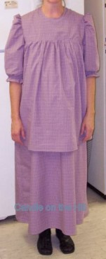 Mama's Maternity Dress Pattern