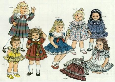 Dress Up - Toddler Dresses sizes 1-4