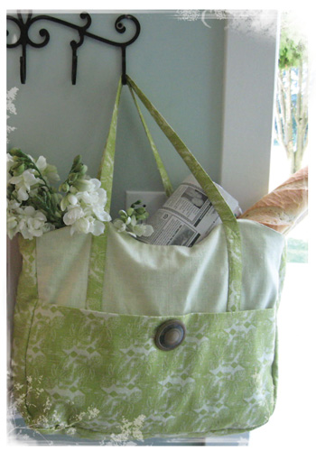 Eco Market Tote by Favorite Things-Eco Market Tote by Favorite Things