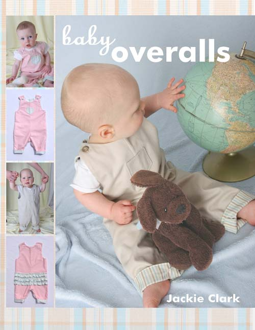 Baby Overalls by Jackie Clark