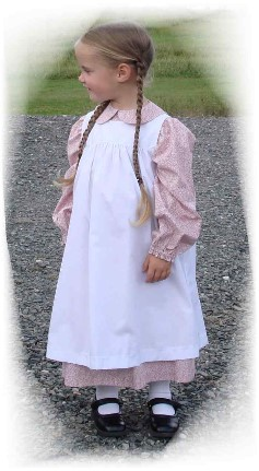 Girls Kara Joy's Dress & Pinafore