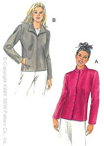 Kwik Sew� Ladies Jacket-Kwik Sew� Ladies Jacket