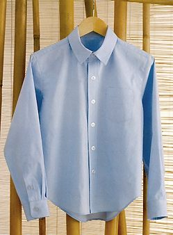 Kwik Sew Boy's Shirt