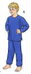 Kwik Sew® Boy's Pajamas