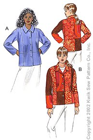 Kwik Sew® Ladies Jacket