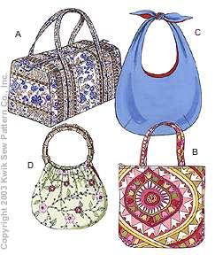 Kwik Sew� Totes & Bags