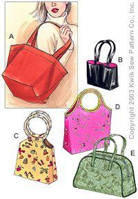 Kwik Sew� Bags