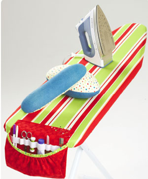 Kwik Sew® Ironing Board Cover, Caddy & Rolls