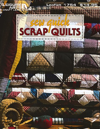 Sew Quick Scrap Quilts book
