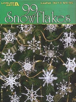 99 Snoflakes to Crochet