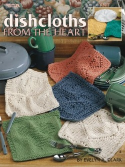 Dishcloths from the Heart - 15 designs to knit