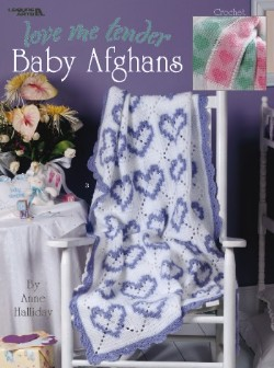Love Me Tender baby afghans to crochet