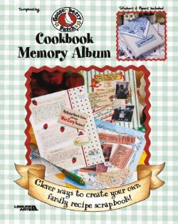 Cookbook Memory Album