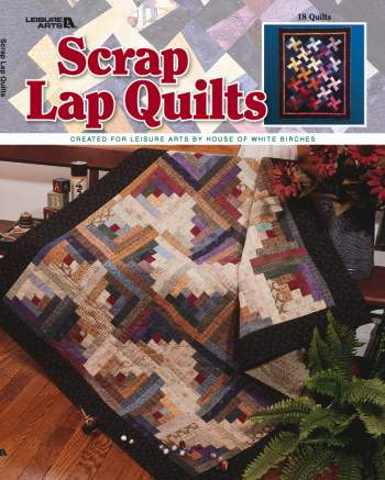 Scrap Lap Quilts book