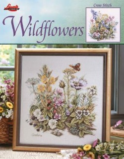 Wildflowers Cross Stitch
