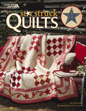 Star Struck Quilts book-Star Struck Quilts book