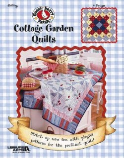 Cottage Garden Quilts by Gooseberry Patch-Cottage Garden Quilts by Gooseberry Patch