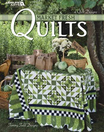 Market Fresh Quilts booklet