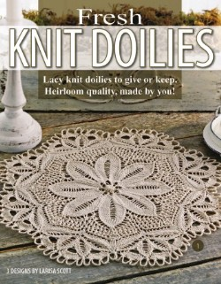 Fresh Knit Doilies - 3 designs